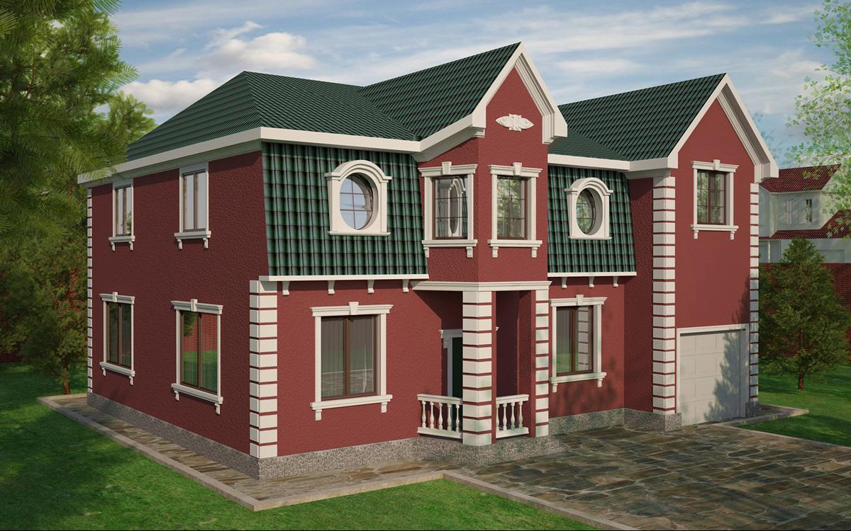 Программа для фасадов домов скачать